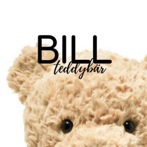 Teddybär | Single Cover Bill 2020