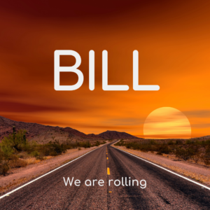 We are rolling | Single Cover BILL 2021