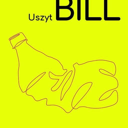 """BILL Single Cover """"Uszyt"""""""